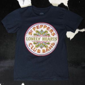 The Beatles Sgt Peppers Lonely Hearts Club t-shirt